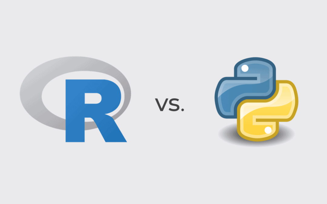 R vs Python … which to learn for data science