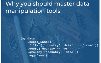 Why data manipulation is the foundation of data science